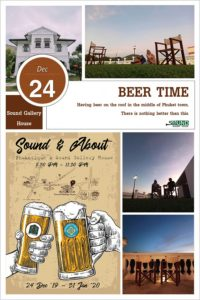 Beer Time_Sound gallery House